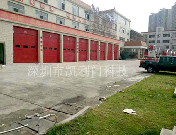 消防站电动门